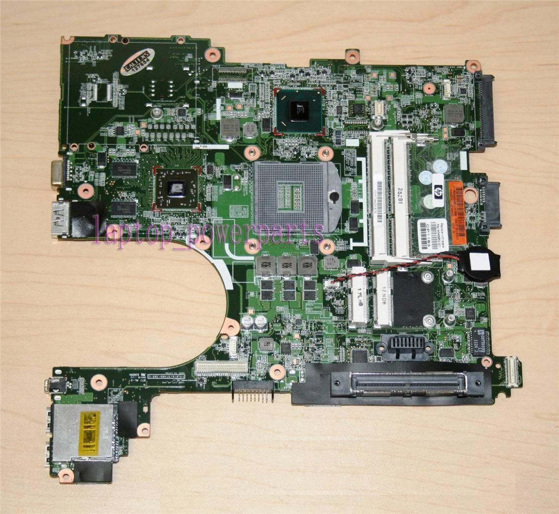 HP 6560B 8560P 8560W Intel HM65 Motherboard 646963-001