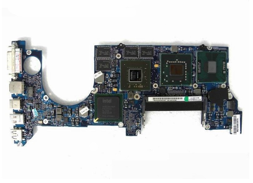 "Logic Board For MacBook pro 15"" A1260 MB134LL/A T9300 2.5G 661-4"
