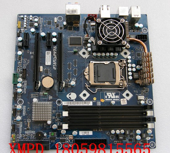 DELL for Aurora R2 system mainboard chipset P55 DDR3 LGA 1156 R