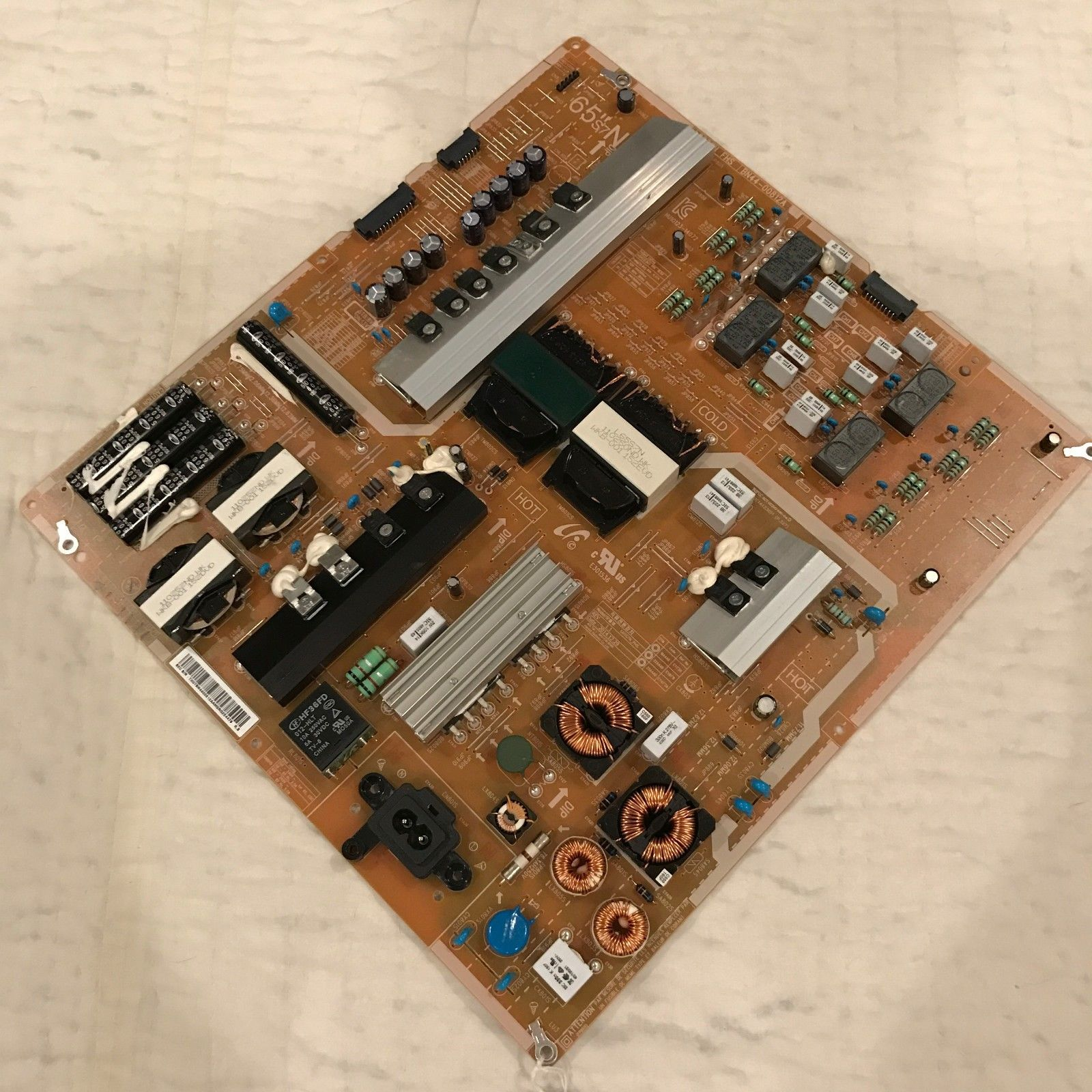 SAMSUNG BN44-00812A POWER SUPPLY BOARD FOR UN65JU7100 AND OTHER