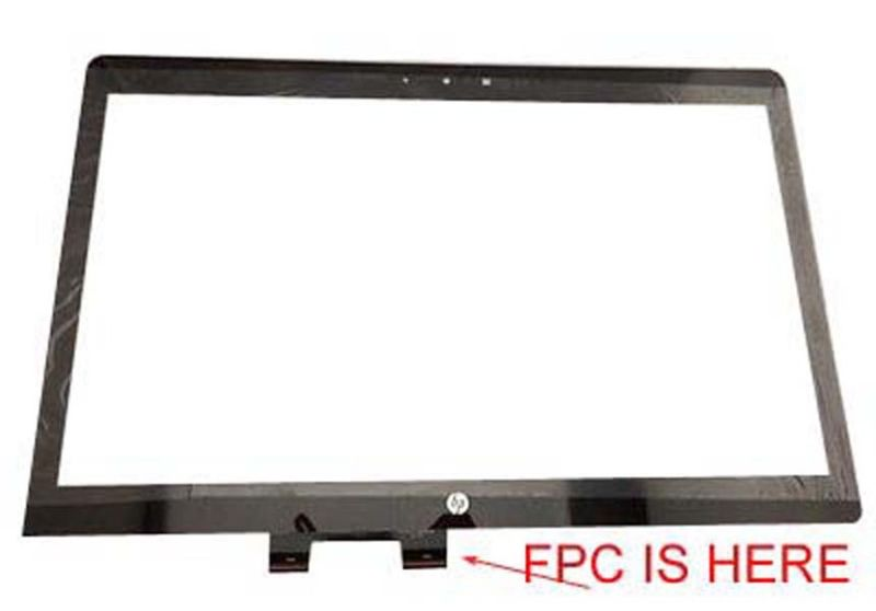 "Original 17.3"" Touch Screen Digitizer Panel Glass for HP ENVY M7-N014DX M7-N101DX"