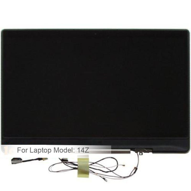 Original LED LCD Display Touch Screen Full Assembly For Dell XPS 14z (L412Z) JYF5Y 0FX8H0
