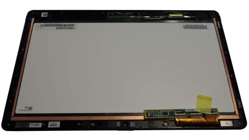 FHD LCD Display Touch Screen Assy Frame For Sony Vaio SVF13N12STB SVF13N27PXB