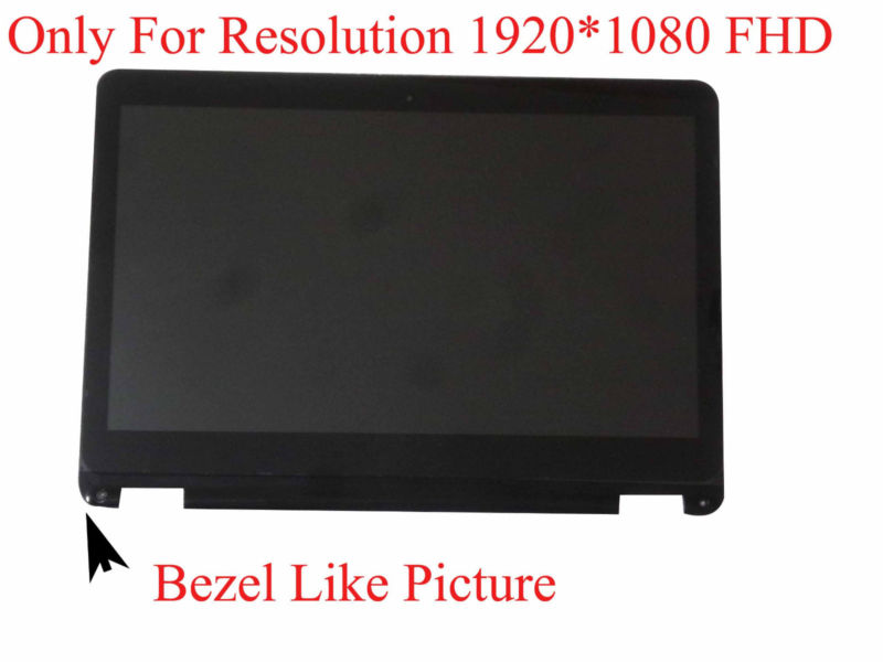 Original N133HSE-EA3 LED Display Touch Screen Assy & Frame For ASUS TP301UJ-C4011T C4094T