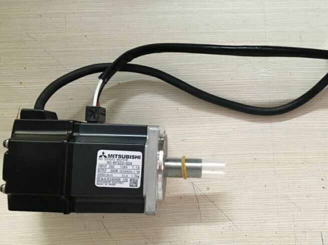 MITSUBISHI AC SERVO MOTOR HC-KFS23-S24 NEW ORIGINAL FREE EXPEDITED SHIPPING