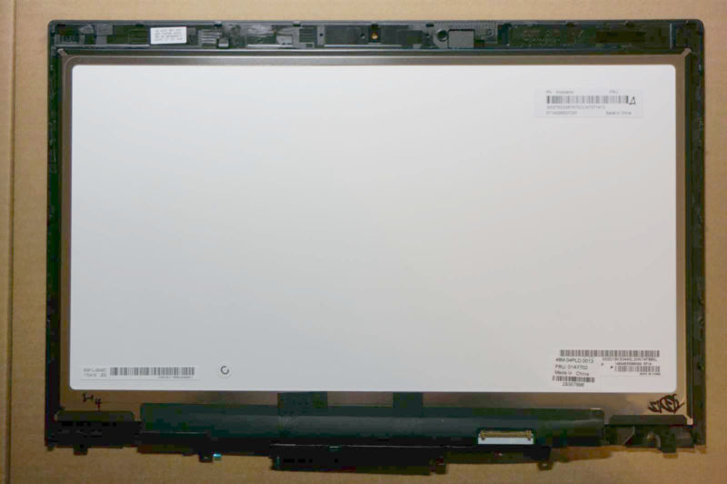 "for Lenovo ThinkPad X1 Yoga 20FQ0036US 14"" 20FQ WQHD LCD Touch Screen Assembly"