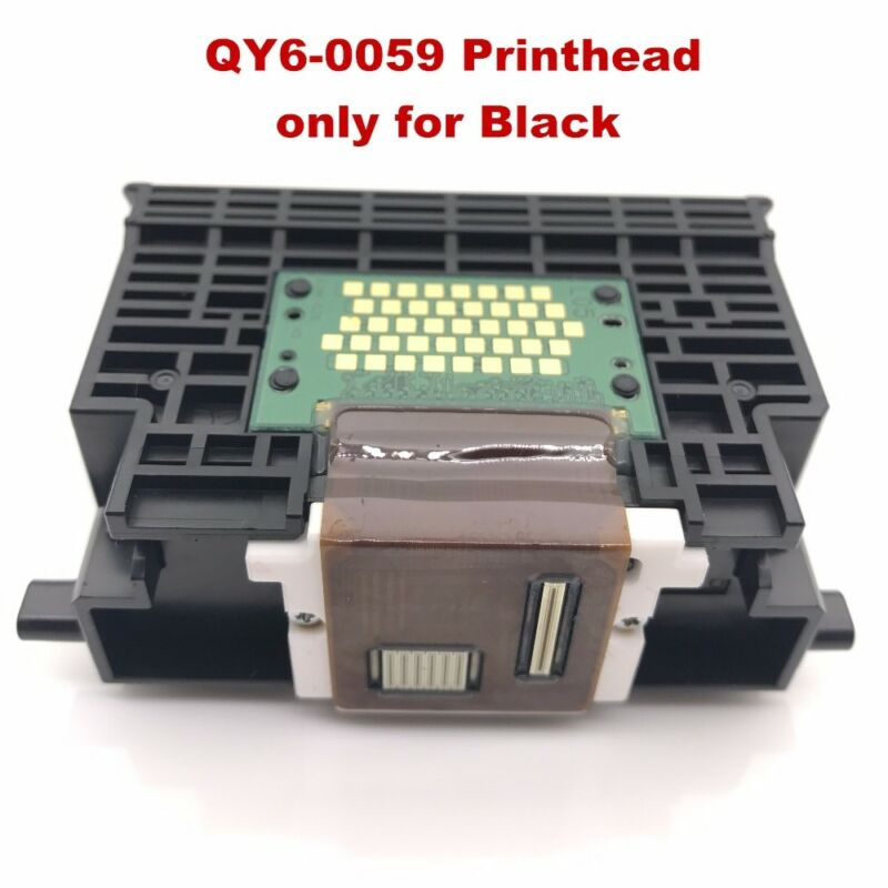 only Black QY6-0059 QY6-0059-000 PrintHead for Canon IP4200 MP500 MP530 Printer