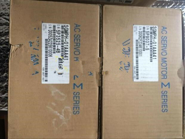 NEW ORIGINAL YASKAWA AC SERVO MOTOR SGMPH-01AAA41 FREE EXPEDITED SHIPPING