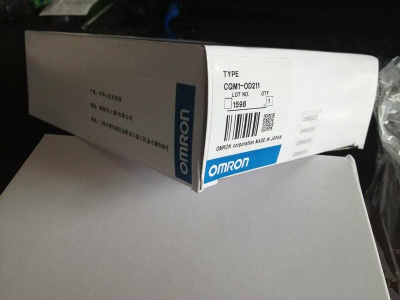 NEW ORIGINAL OMRON PLC MODULE CQM1-OD211 CQM1OD211 FREE EXPEDITED SHIPPING