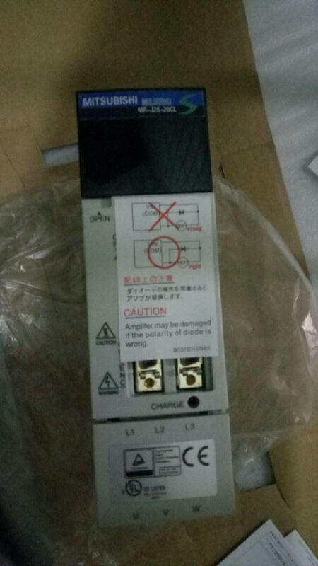 1PC MITSUBISHI AC SERVO DRIVER MR-J2S-20CL NEW ORIGINAL