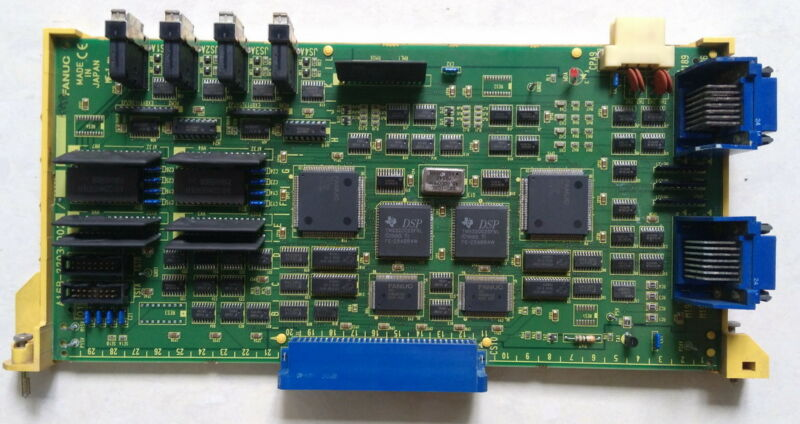 USED FANUC CIRCUIT BOARD A16B-2203-0020 TESTED IN GOOD WORKING CONDITION