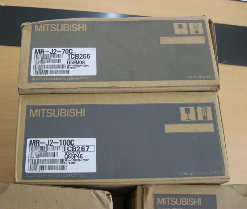 1PC MITSUBISHI AC SERVO DRIVER MR-J2-70C NEW ORIGINAL FREE EXPEDITED SHIPPING