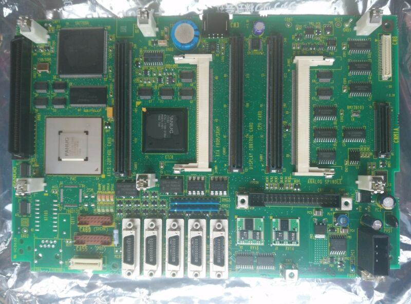 NEW ORIGINAL FANUC CIRCUIT BOARD A20B-8100-0663 FREE EXPEDITED SHIPPING