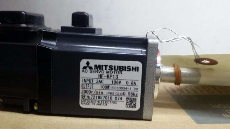MITSUBISHI AC SERVO MOTOR HF-KP13 NEW ORIGINAL FREE EXPEDITED SHIPPING