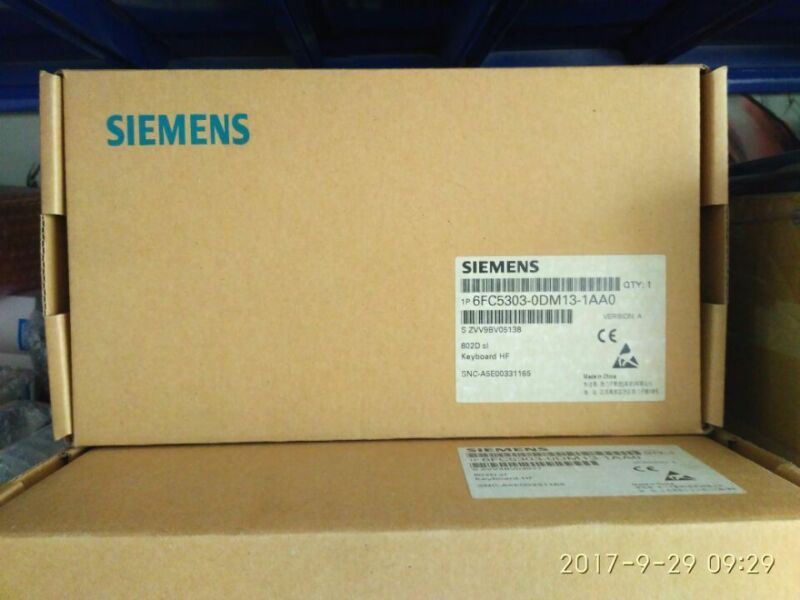 NEW ORIGINAL SIEMENS KEYBOARD 6FC5303-0DM13-1AA0 FREE EXPEDITED SHIPPING