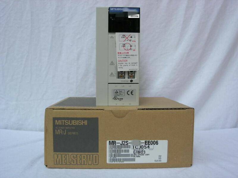 MITSUBISHI AC SERVO DRIVER MR-J2S-70B-EE006 NEWORIGINAL FREE EXPEDITED SHIPPING