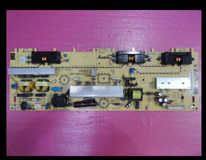Power Supply Board for SONY KLV-40BX450 - DPS-166DP