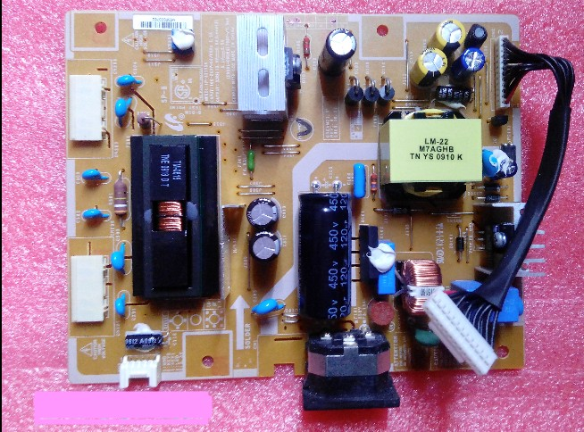 Samsung L55X2P/_DDY BN44-00629A Power Supply Board Replacement