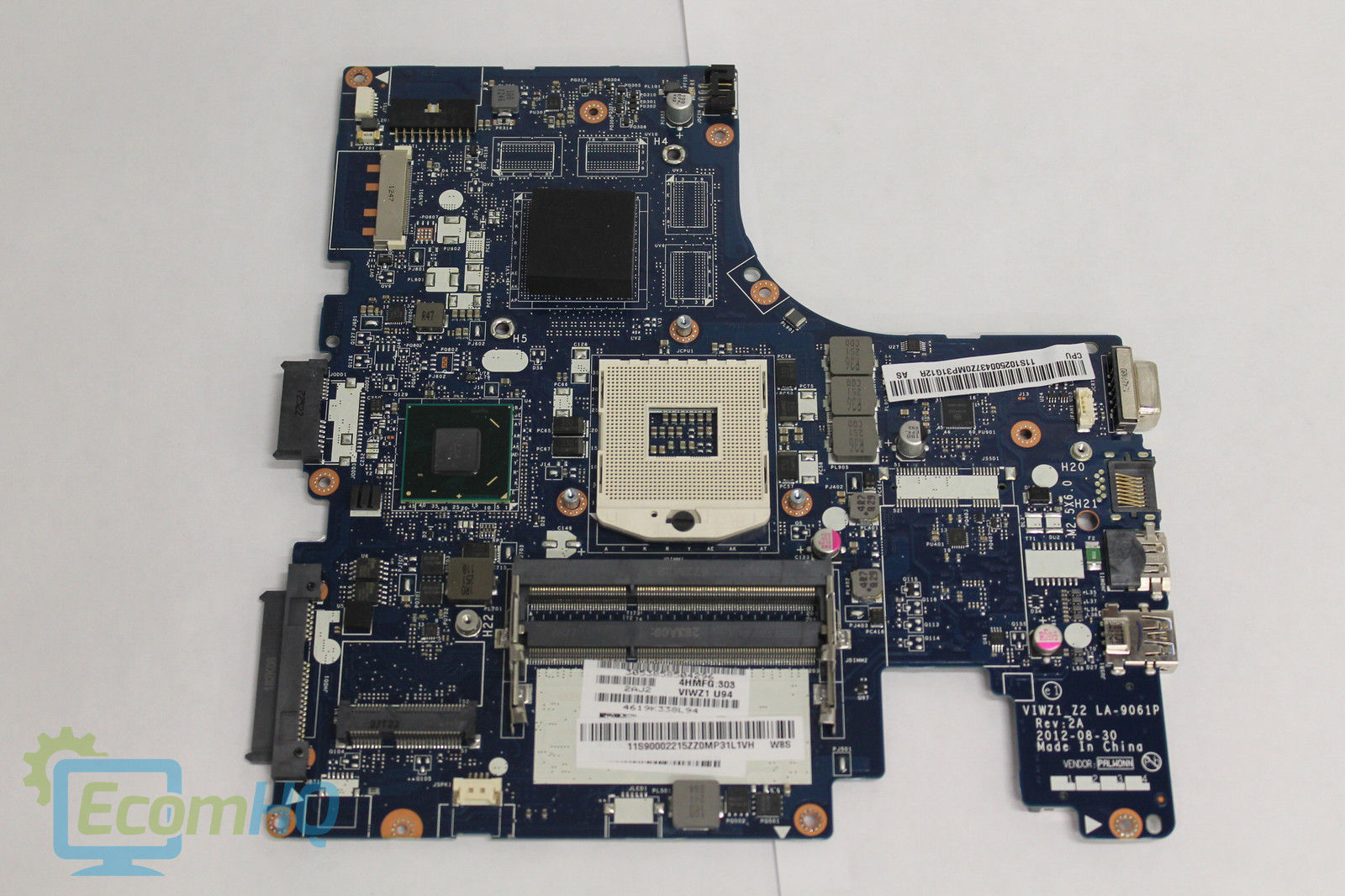 90002215 Lenovo Ideapad P400 Intel Laptop Motherboard s989