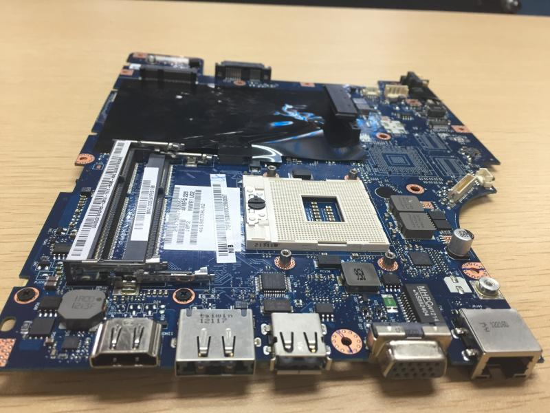 Motherboard For Lenovo G460 New DDR3 Integrated NIWE1 LA-5751P