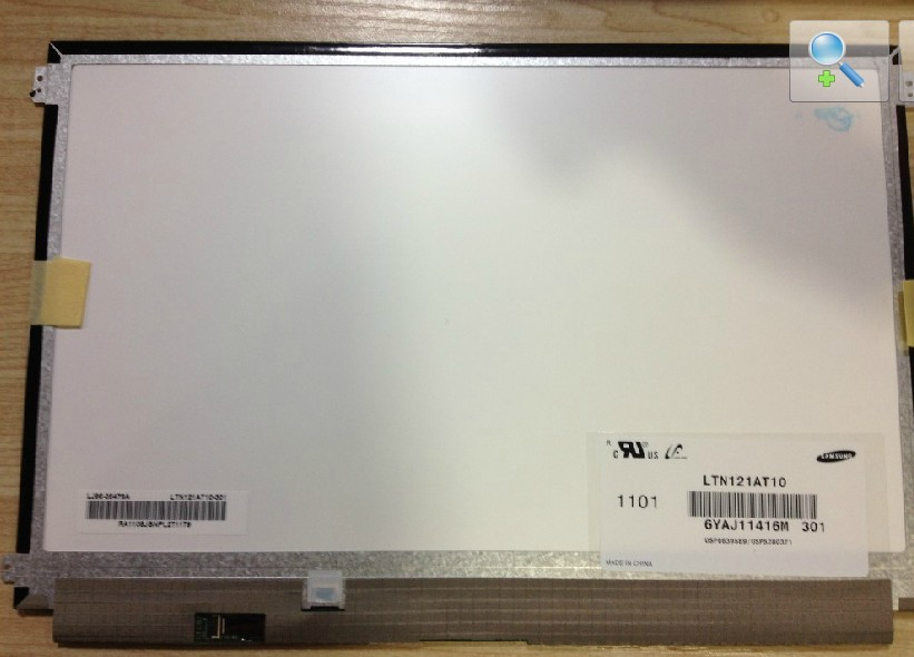 12.1 LCD Screen LTN121AT10 REPLACE FOR LTN121AT11-801 LED