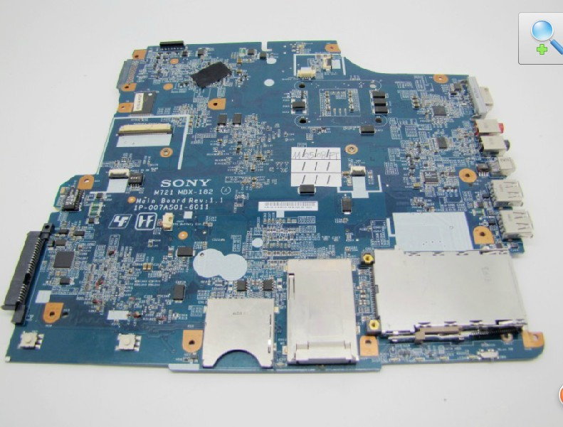 Sony SONY VAIO VGN-NR12H notebook motherboards MBX-182