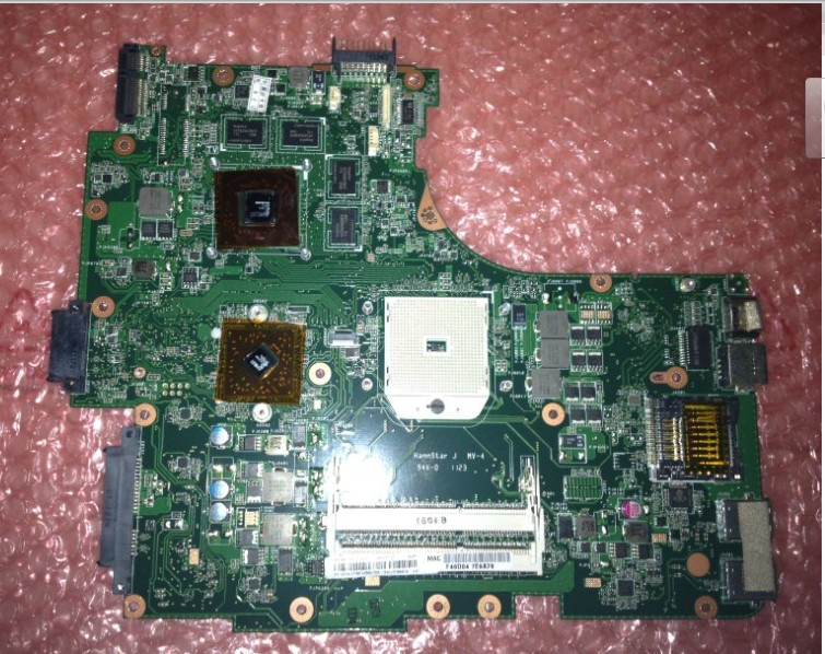 ASUS N53JN Laptop Intel Motherboard 100% Integrated Graphics