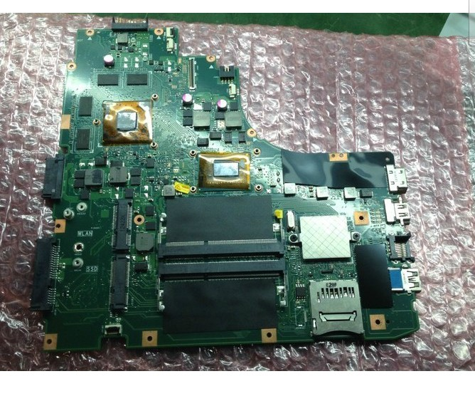 motherboard For Asus N56V N56VM REV:2.3 HM77 Chipest With 2GB Gr