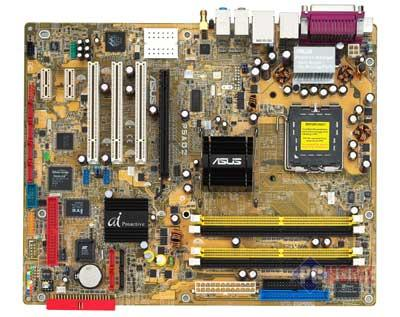Asus P5AD2-E Deluxe Socket 775 MotherBoard 925 WIFI Intel