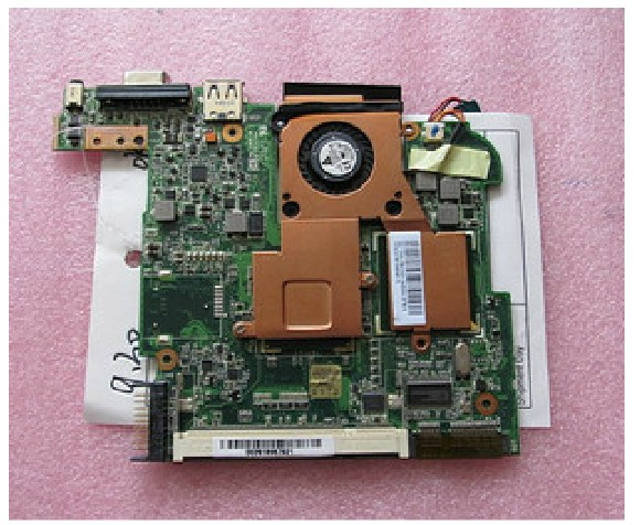 ASUS Eee PC 1008HA Motherboard (Mainboard)