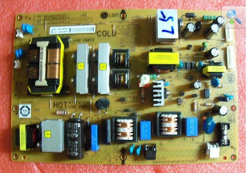 Philips 272217100983 Board power supply V30001 / PLHF-P983A MPR 0.1