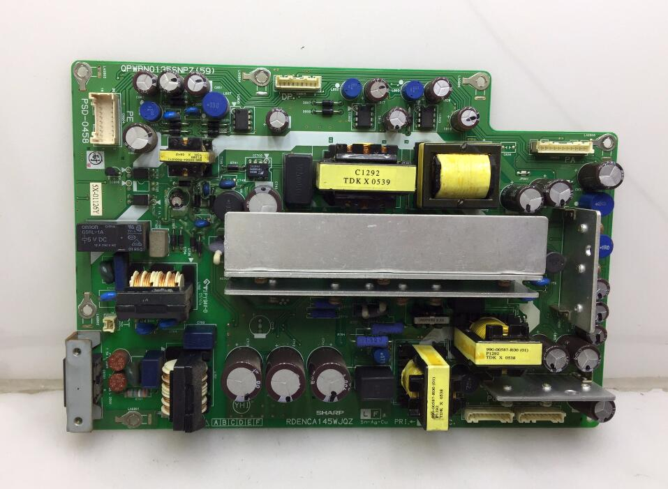 SHARP POWER BOARD QPWBN0135SNPZ(59) RDENCA145WQZ