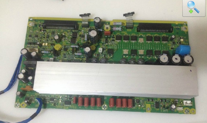 421.3 PANASONIC TNPA3794 1 SC BOARD FOR TH-42PD60U