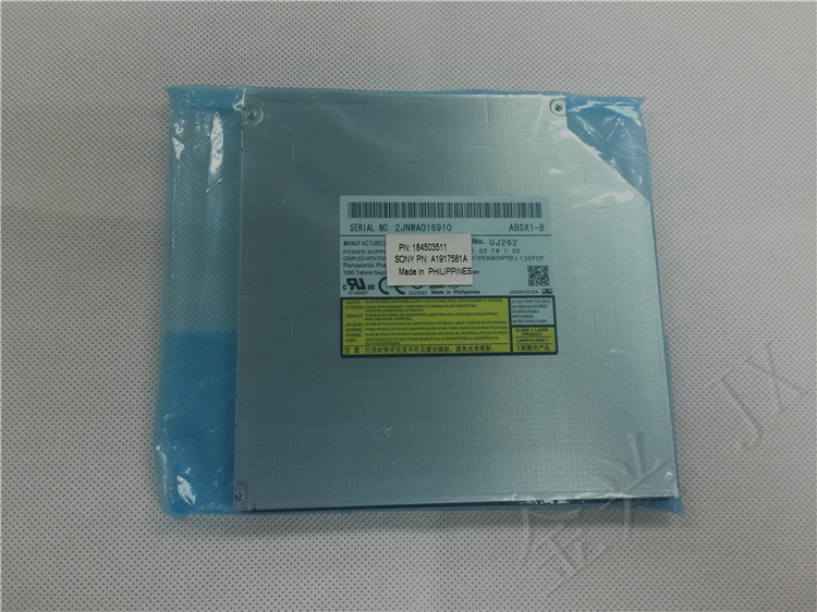 UJ262 For MSI GT72 GE62 GE72 GE40 GT80 Blu ray Burner rewritable