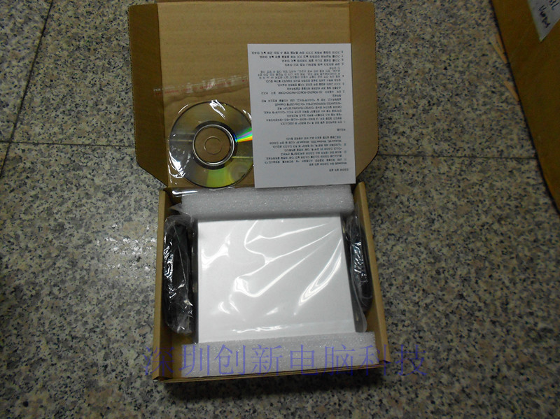 USB 2.0 External DVD CD-RW Burner Drive CD+-RW DVD ROM