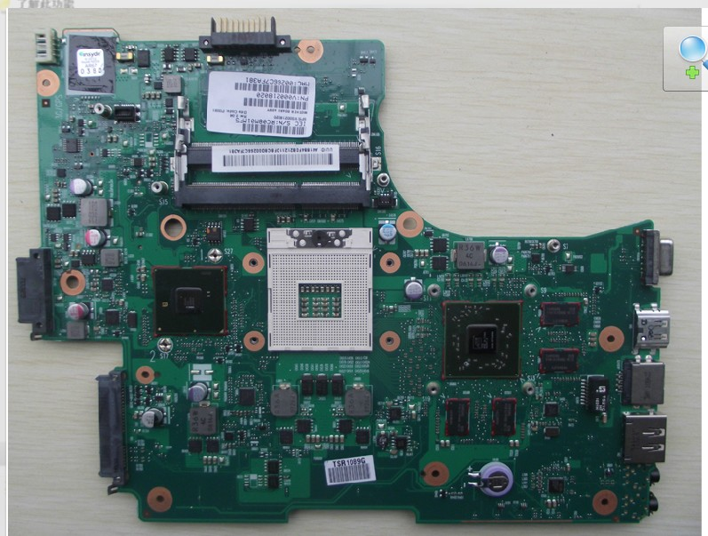 V000218020 laptop motherboard for Toshiba L650 L655, 100%Tested