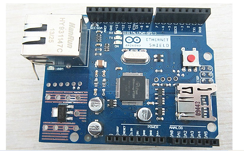 Ethernet Shield W5100 R3 UNO Mega 2560 1280 328 UNR R3
