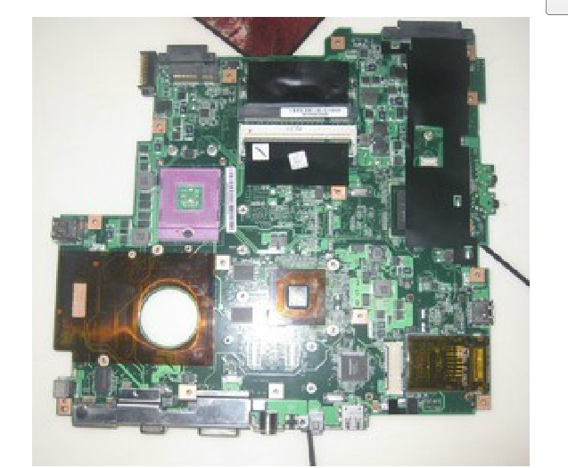 Non-Integrated asus f3s F3SV laptop motherboard intel Chipset