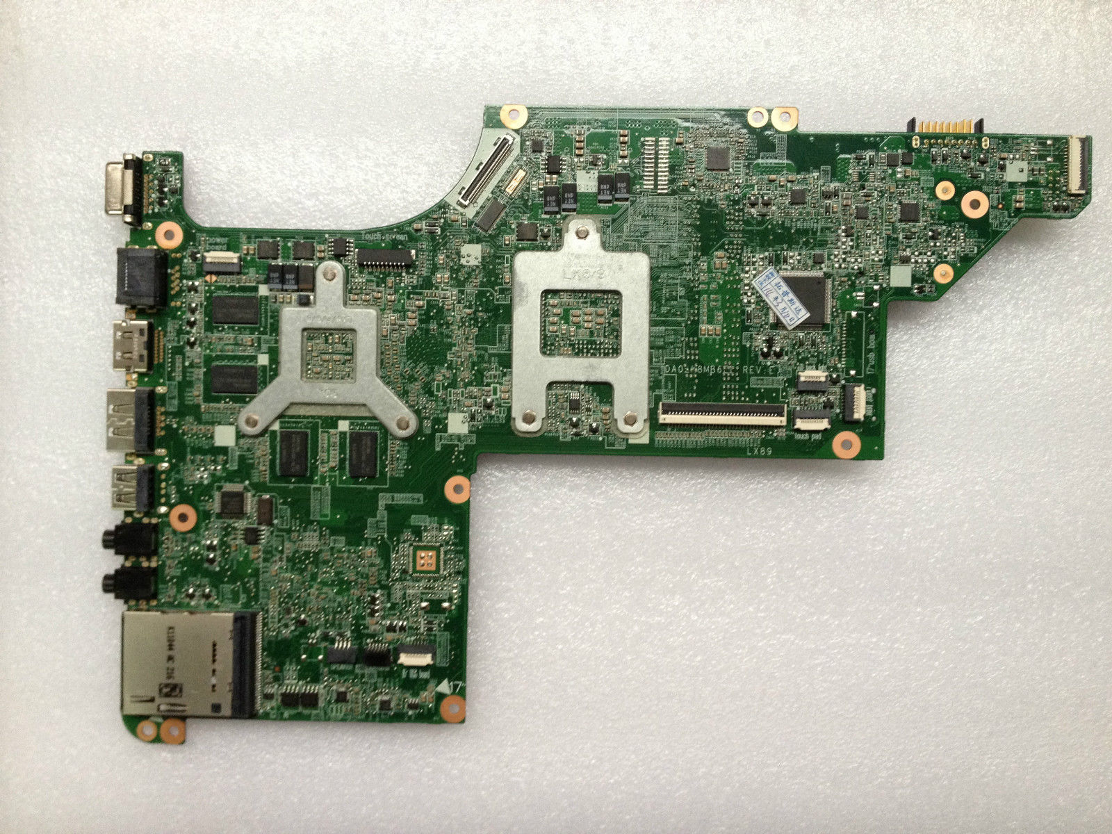 Laptop motherboard / Mainboard for ASUS K54LY 100% fully tested