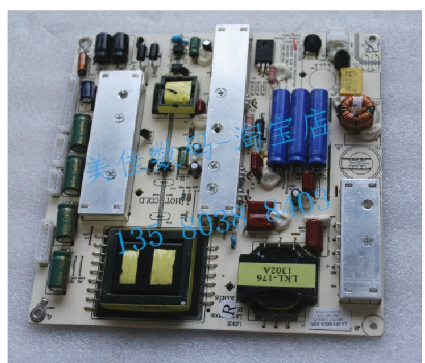 LK-SP416002A LKP-SP006 LED power Tested Working