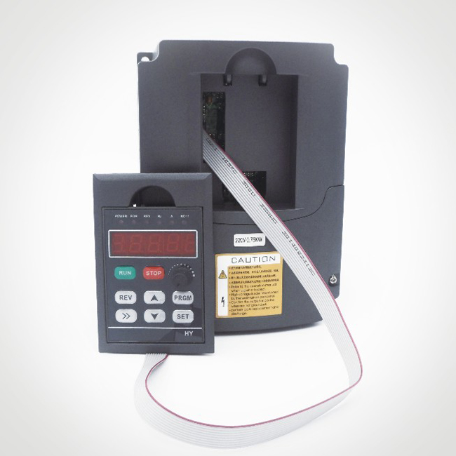 2.2kw 380v Variable Frequency Drive VFD Inverter  3HP  Input 3HP Output