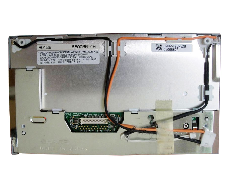 LQ065T9DR51U 6.5'' LCD for BMW X5 Display Panel