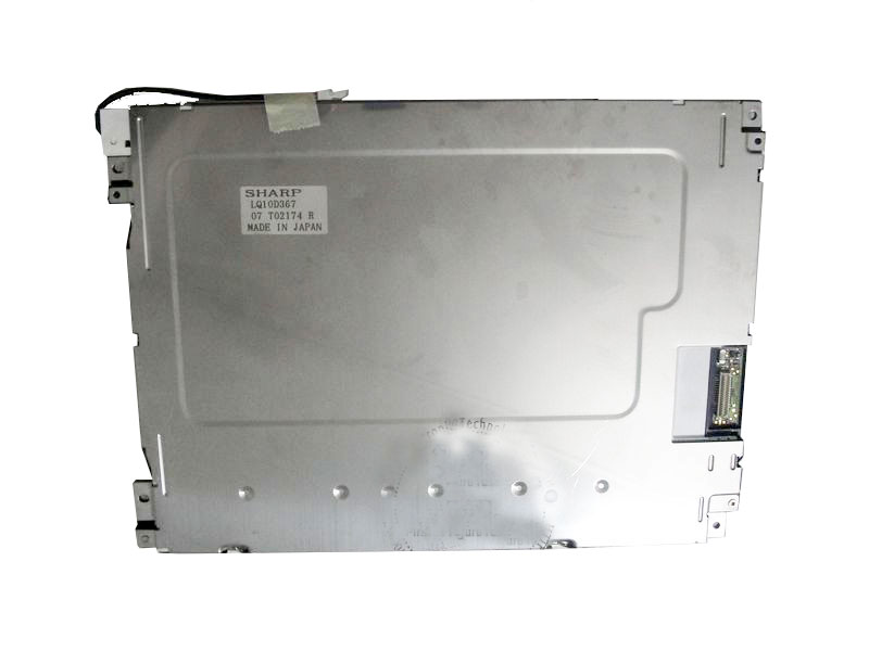LQ10D367 10.4 inch 640*480 LCD Display for Industrial Equipment by SHARP