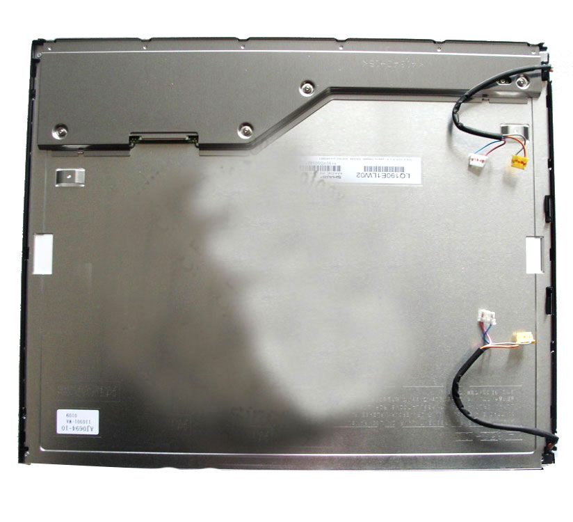 "LQ190E1LW01 19"" LCD Industrial Application panel 1280*1024 SHARP"