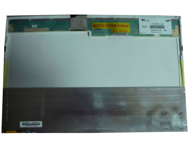 LTN190W1-L01 LTN190W1-L02 19 inch 1680*1050 Industrial LCD Screen Panel Display for SAMSUNG