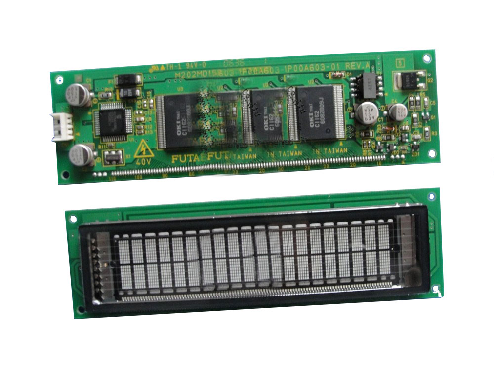 M202MD15B 1P00A603-01 Original A+ Grade LCD Display Panel Module for Industrial Equipment