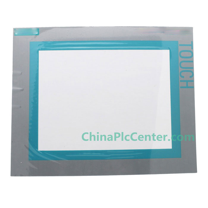 MP277-8 6AV6 643-0CB01-1AX1 Protective Mask Protection Film+Touch Screen Glass for HMI Touch Screen Panel Protective Film