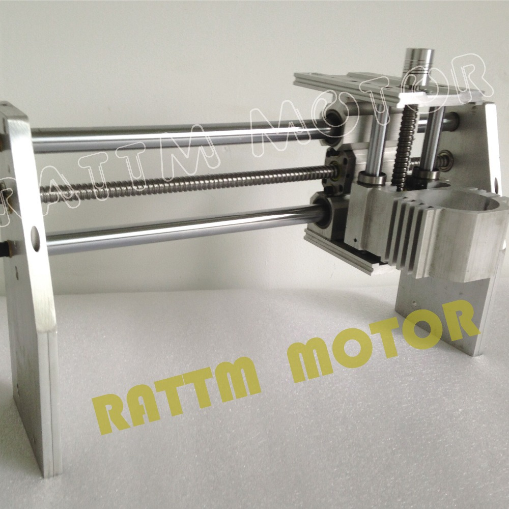3040 CNC router kit milling machine mechanical kit ball screw