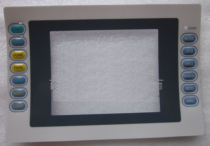 PATLITE GSC-602BSN Protective Mask Protection Film for Touchpad HMI Touch Screen Panel Glass