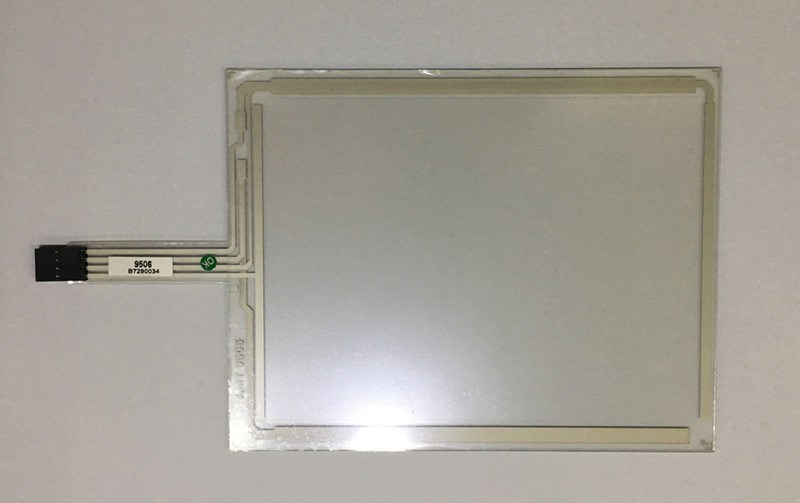 Touch Glass Panel for AMT9506 Taiwan 6.4 -inch 4-wire resistive